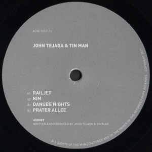 "John Tejada & Tin Man - Acid Test 12 - 12"" - Acid Test - ASD029"