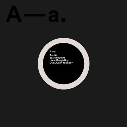 "Basic Rhythm - Dough Boy / Can't You See - 12"" - Arcola - ARC16"