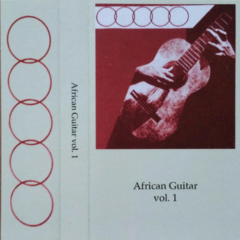 VA - African Guitar Vol. 1 - CS - Mississippi Records - MRAGV1