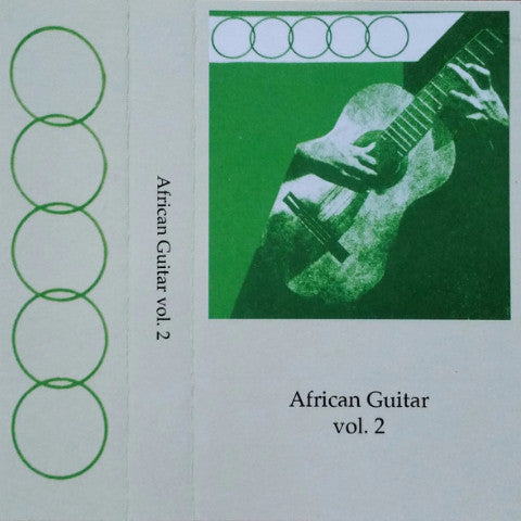 VA - African Guitar Vol. 2 - CS - Mississippi Records - MRAGV2