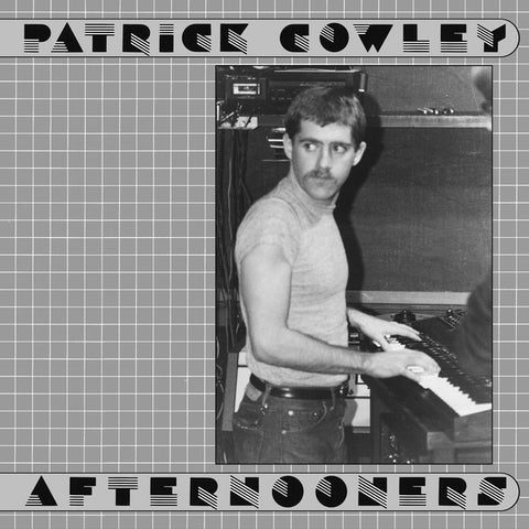 Patrick Cowley - Afternooners - 2xLP - Dark Entries - DE-185