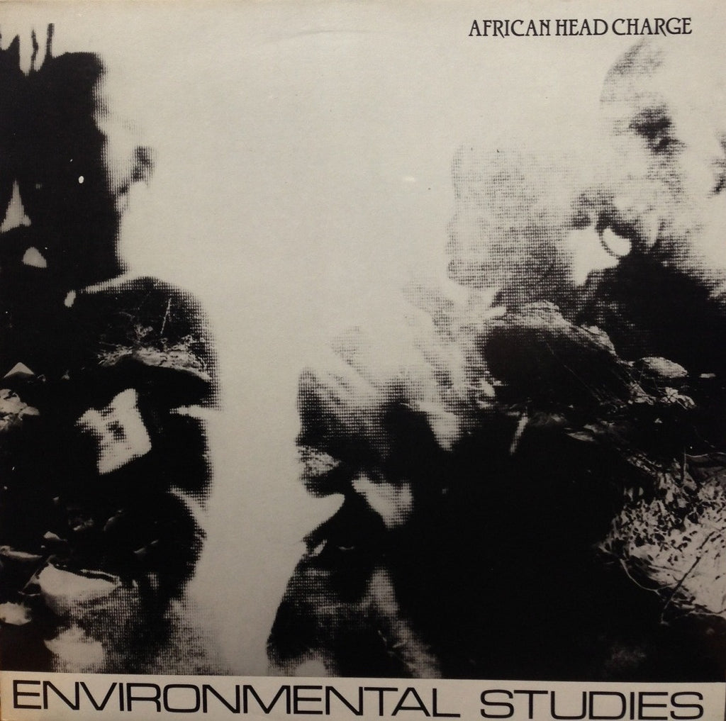 African Head Charge - Environmental Studies - LP - On-U Sound - ONULP19