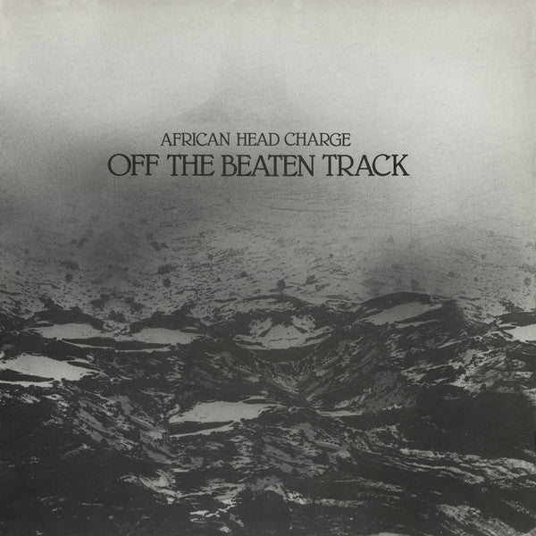 African Head Charge - Off The Beaten Track - LP - On-U Sound - ONULP40