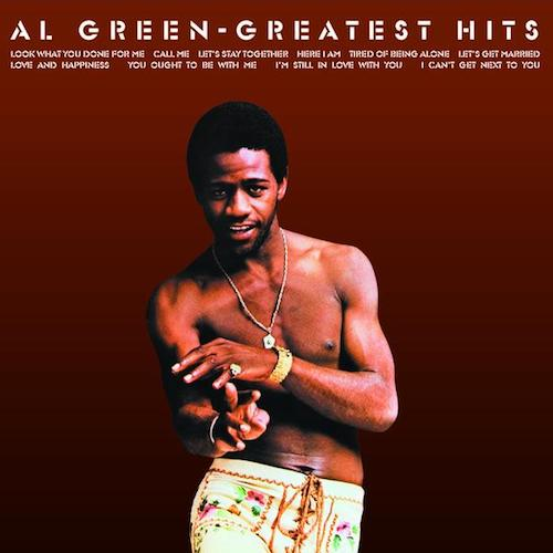 Al Green - Greatest Hits - LP - Fat Possum Records - FPH1135