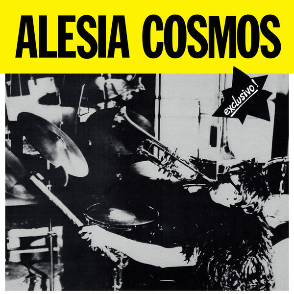 Alesia Cosmos - Exclusivo! - LP - Dark Entries - DE-177