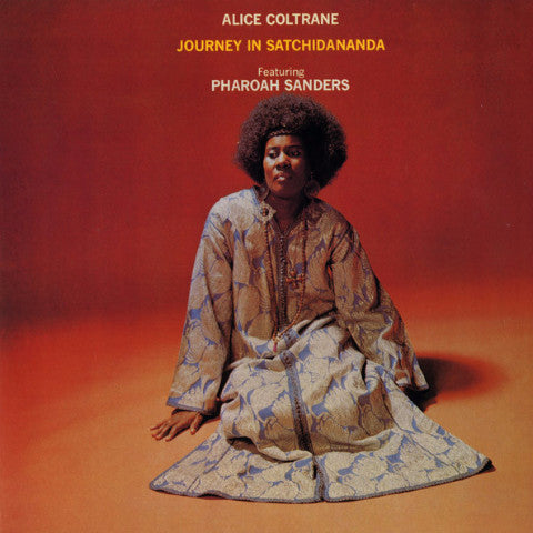 Alice Coltrane - Journey in Satchidananda - LP - Impulse! - AS 9203