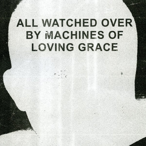"VA - All Watched Over by Machines of Loving Grace - 2x12"" - Public System Recordings - PSR003"