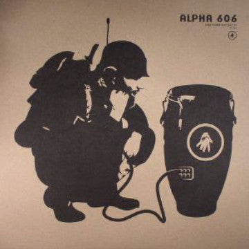 Alpha 606 - Afro Cuban Electronics - LP - Interdimensional Transmissions - IT 36