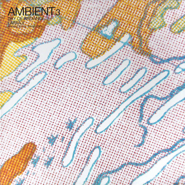 Laraaji - Ambient 3 (Day of Radiance) - LP+CD - Glitterbeat - GBLP027