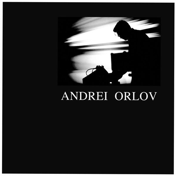 "Andrei Orlov - Something New Which Surprises Even Ourselves - 12"" - Musiques Electroniques Actuelles - MEA-0001"