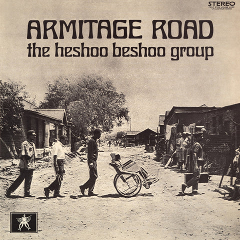 The Heshoo Beshoo Group - Armitage Road - LP - We Are Busy Bodies - WABB-063LP
