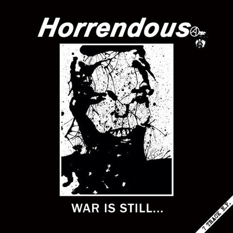 "Horrendous - War Is Still... - 12"" - Brain Solvent Propaganda - BSP-006"
