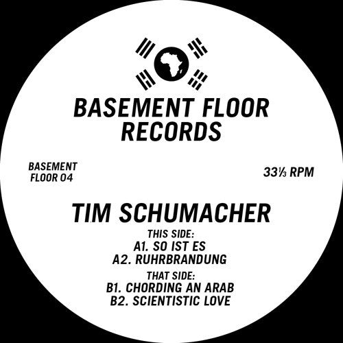 "Tim Schumacher - So Ist Es - 12"" - Basement Floor - Widdle-004"