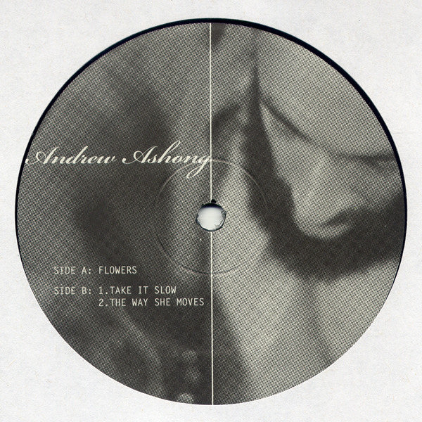 "Andrew Ashong - Flowers - 12"" - Sound Signature - SS048"