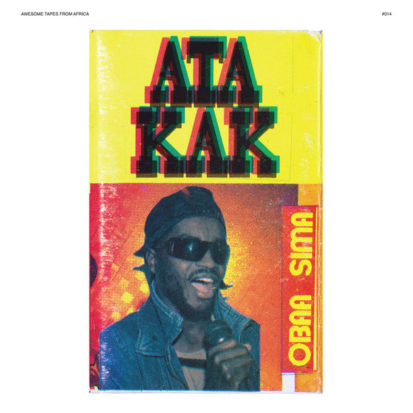 Ata Kak - Obaa Sima - LP - Awesome Tapes from Africa -  ATFA014