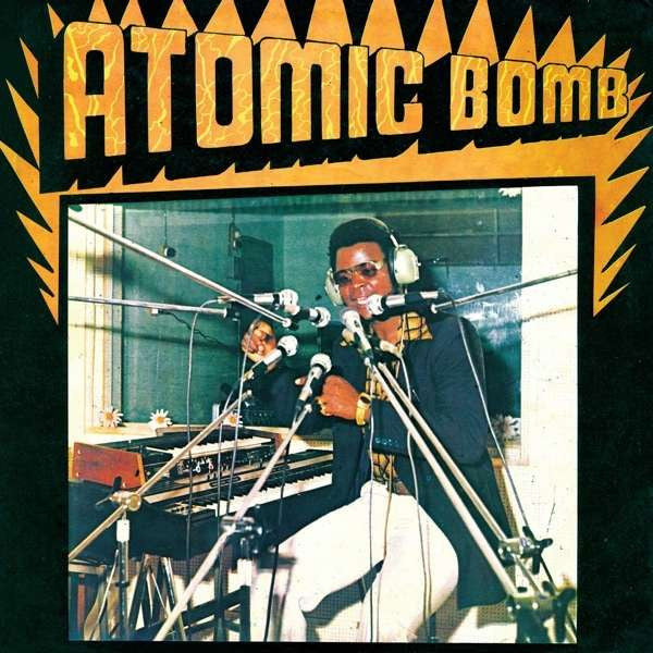 William Onyeabor - Atomic Bomb - LP - Luaka Bop - LBLP5033