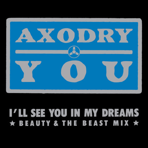 "Axodry - You - 12"" - Dark Entries - DE-125"