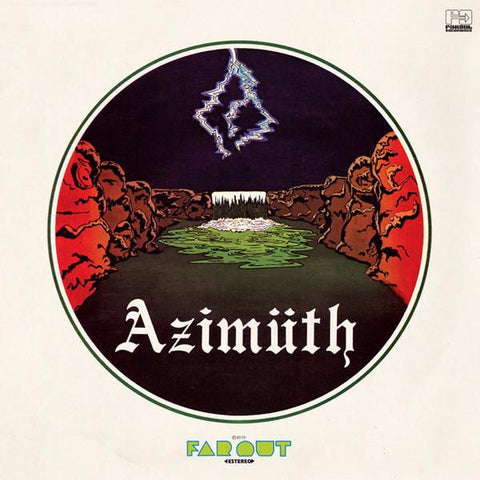 Azimüth - LP - Far Out Recordings - FARO 117LPX