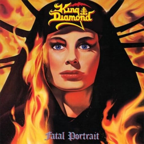 King Diamond - Fatal Portrait - LP - Metal Blade Records - 3984-25147-1