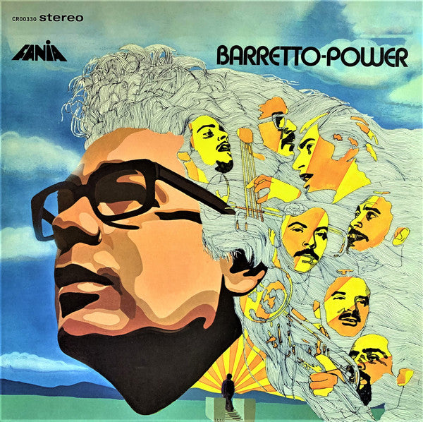 Ray Barretto - Barretto Power - LP - Craft Recordings - CR00330