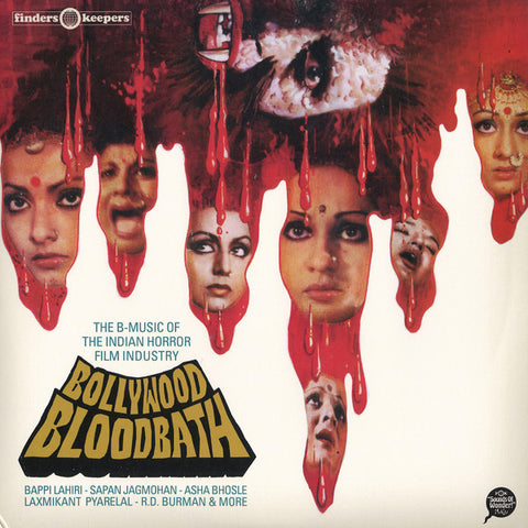 VA - Bollywood Bloodbath - 2xLP - Finders Keepers Records - FKR052LP