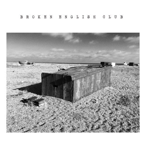 Broken English Club - The English Beach - 2xLP - LIES 094