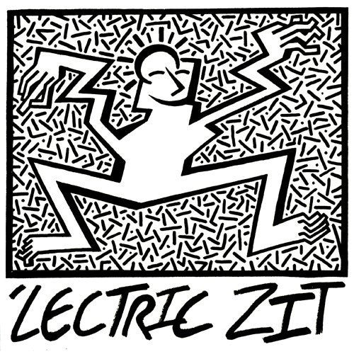 "Big Zit - Electric Zit Vol. 1 - 7"" - Not Normal Tapes - NNT034"