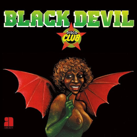 "Black Devil - Disco Club - 12"" - Anthology - ARC021"