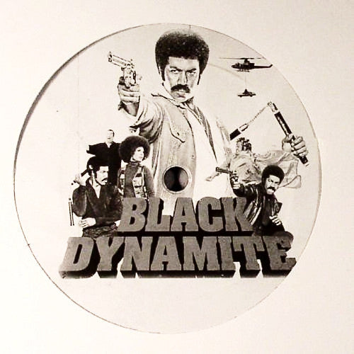 "Black Dynamite - Busted Loop - 12"" - Fear of Flying - FOFLTD9"