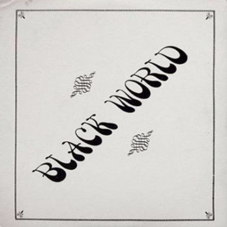 Bullwackies All Stars - Black World Dub - LP - Wackie's W-1040