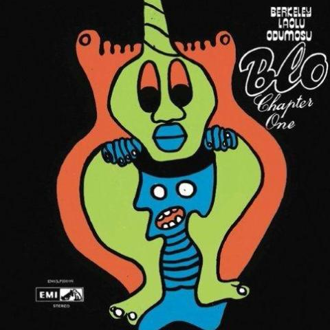 Blo - Chapter One - LP - Mr Bongo - MRBLP106