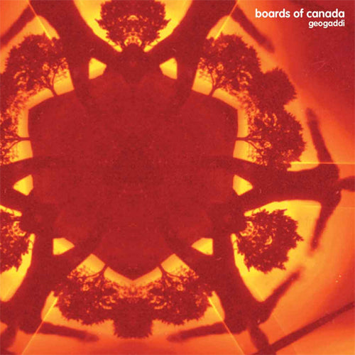 Boards of Canada - Geogaddi - 3xLP - Warp Records - warplp101r