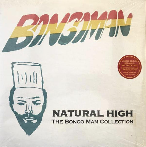 VA - Natural High: The Bongo Man Collection - 2xLP - Studio One - SOR-016
