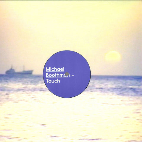 "Michael Boothman - Touch - 12"" - Invisible City Editions - ICE 003r"