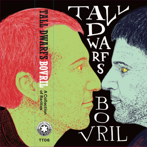 Tall Dwarfs - Bovril - CS - Thokei Tapes - TT06
