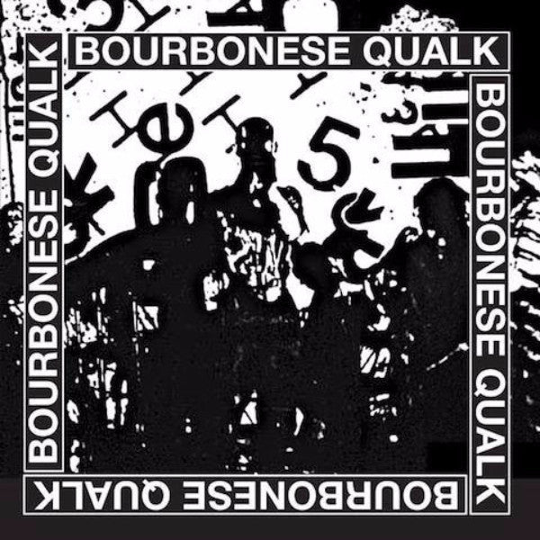 Bourbonese Qualk - Bourbonese Qualk 1983-1987 - 2xLP - Mannequin - MNQ 061