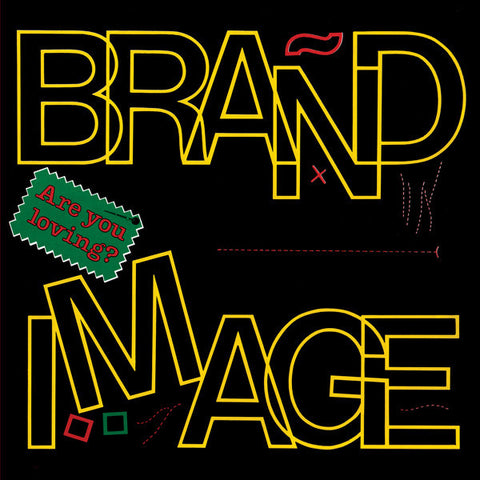"Brand Image - Are You Loving? - 12"" - Dark Entries - DE-118"