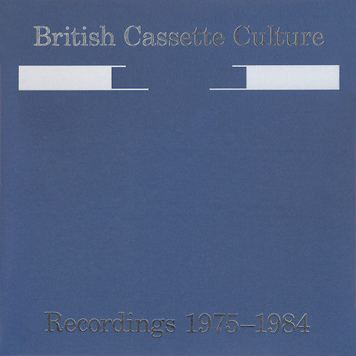 "VA - British Cassette Culture: Recordings 1975-1984 - 8xLP+2x7"" - Vinyl on Demand - VOD145B1-LP"