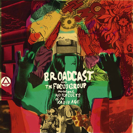 Broadcast and the Focus Group - Investigate Witch Cults of the Radio Age - LP - Warp Records - WARPLP189R