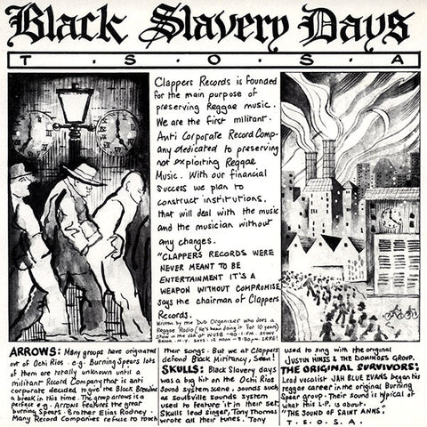 VA - Black Slavery Days - LP - Honest Jon's Records - HJRLP100