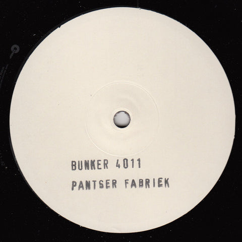Pantser Fabriek - LP - Bunker Records - 4011