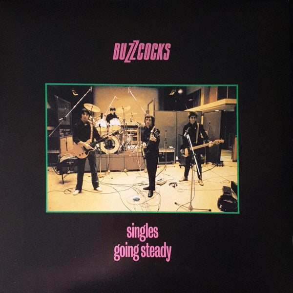 Buzzcocks - Singles Going Steady - LP - Domino ‎- REWIGLP129