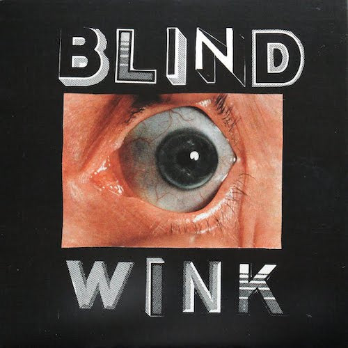 Tenement - The Blind Wink - LP - Deranged Records - DY265