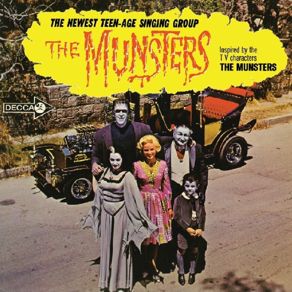 The Munsters - LP - Real Gone Music - RGM-0747