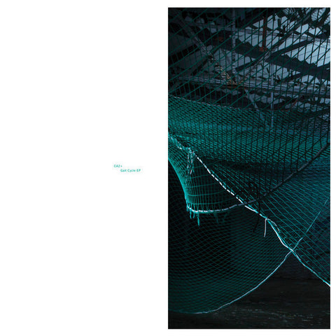 "CA2+ - Gait Cycle EP - 12"" - Northern Electronics - NE40"