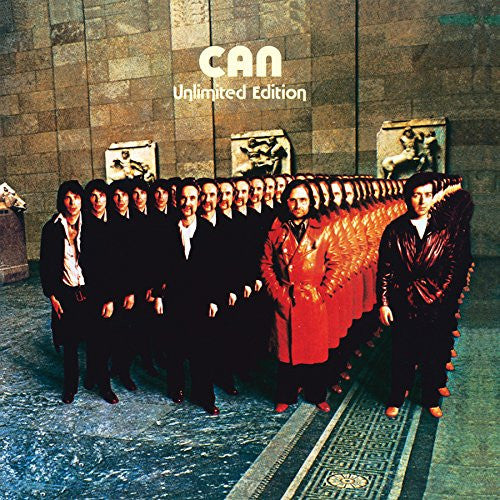 Can - Unlimited Edition - 2xLP - Spoon Records / Mute - XSPOON23/24