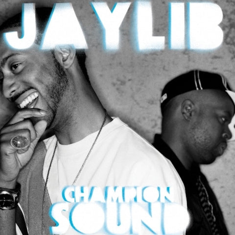 Jaylib - Champion Sound: The Remix - LP - Stones Throw Records - STH2380