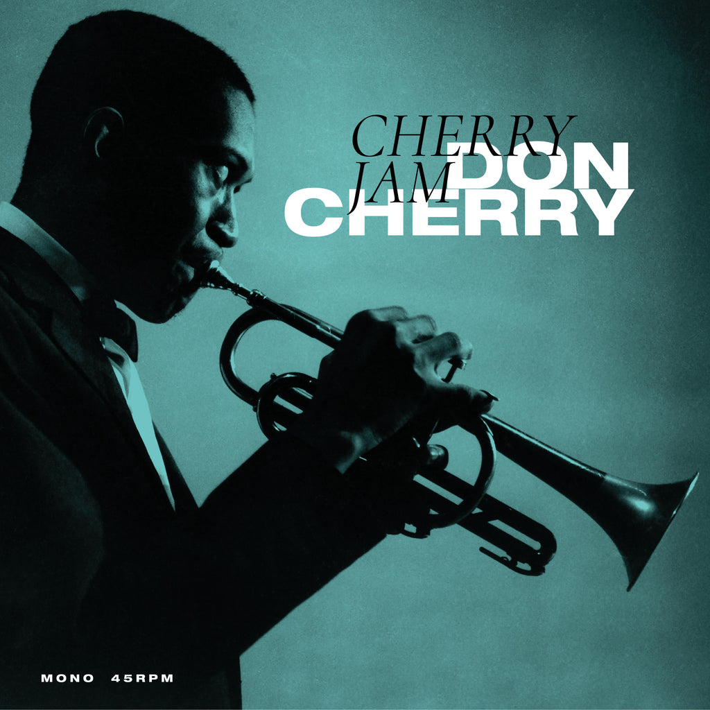 "Don Cherry - Cherry Jam EP - 12"" - Gearbox Records ‎- GB1559RSD"