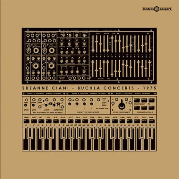 Suzanne Ciani - Buchla Concerts 1975 - LP - Finders Keepers Records - FKR082