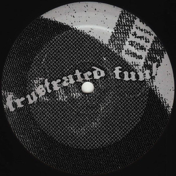 "Clatterbox - Desolate Void - 12"" - Frustrated Funk - FR019"